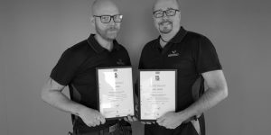 Härdservice i Kolbäck ISO-certifierat