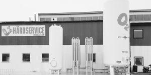 Härdservice i Kolbäck investerar i maskinparken